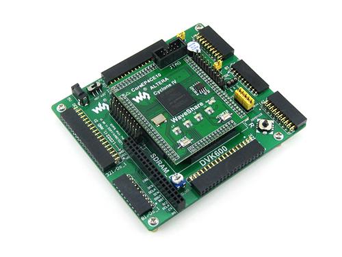 FPGA color sorter